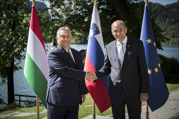 Szerdán Szlovéniába látogat Orbán Viktor