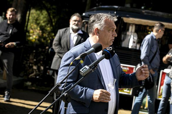Orbán: A nagy dolgok gondolatai nem csak Budapesten születnek