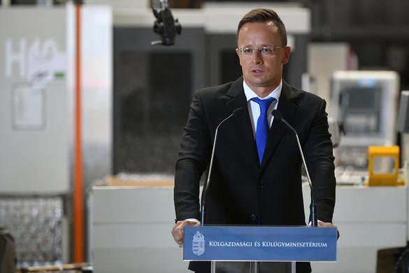 Szijjártó: A magyar gazdaság Európa legjobban növekvő gazdaságává vált