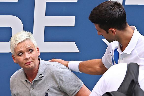 Kizárásával kisebb vagyont veszített Djokovic