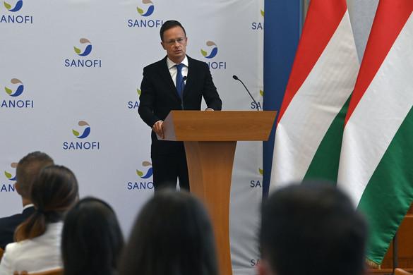 Több mint 7 milliárd forintból bővül a Sanofi  gyára