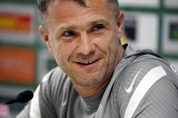 Rebrov szerint elsősorban magát kell legyőznie a Ferencvárosnak