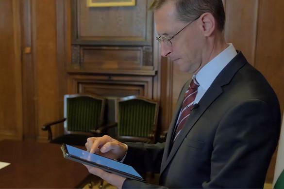 Elindult a Pénzügyminisztérium első mobiltelefonos alkalmazása