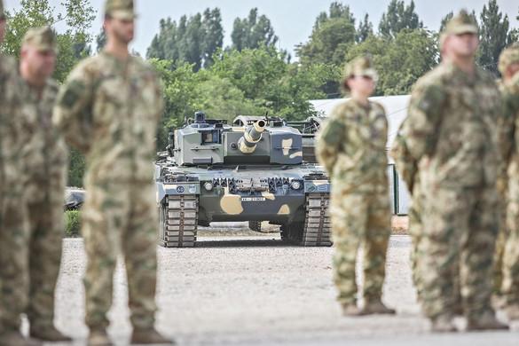 Súlyos mélypontról indult a Magyar Honvédség újrafegyverzése 2010 után