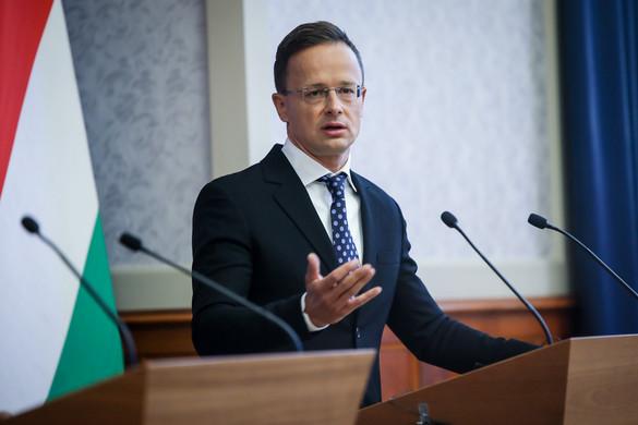 Szijjártó: Az EU-nak világos stratégia mentén kell hozzáállnia a fehérorosz kérdéshez