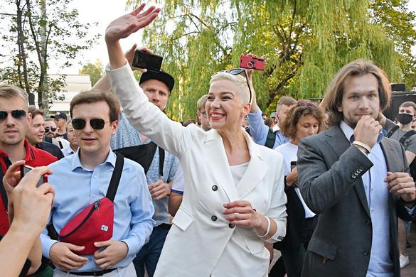 Állami önkény és elhurcolások Minszkben