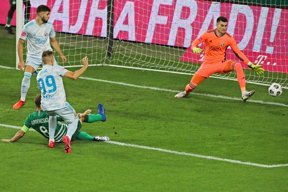 Az FTC 2-1-re győzte le a Dinamo Zagrebet, megvan a csoportkör