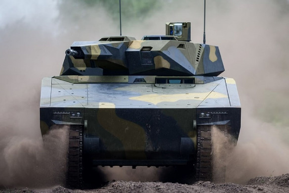 Lynx gyalogsági harcjárműveket kap a Magyar Honvédség
