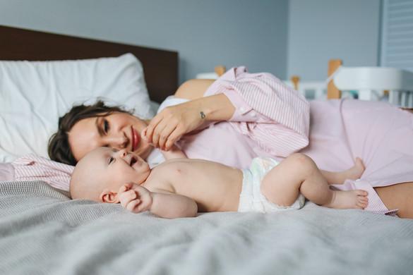 Okosbölcső a babák álomba ringatására