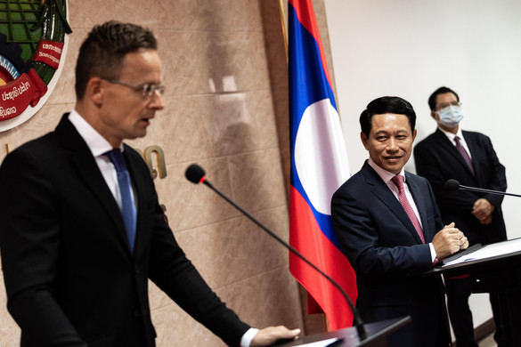 Magyar cégek százmillió dolláros beruházásokat hajtanak végre Laoszban