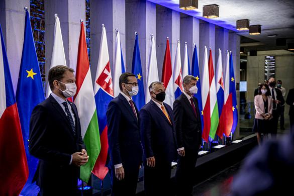 A V4-ek kormányfői csütörtökön Brüsszelben találkoznak az Európai Bizottság elnökével