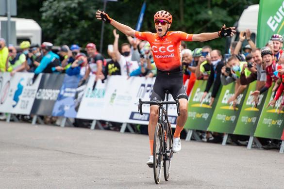 Óriási magyar győzelem a Tour de Hongrie-n