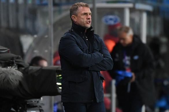 Rebrov: Komolyan ki kell elemeznünk ezt a meccset