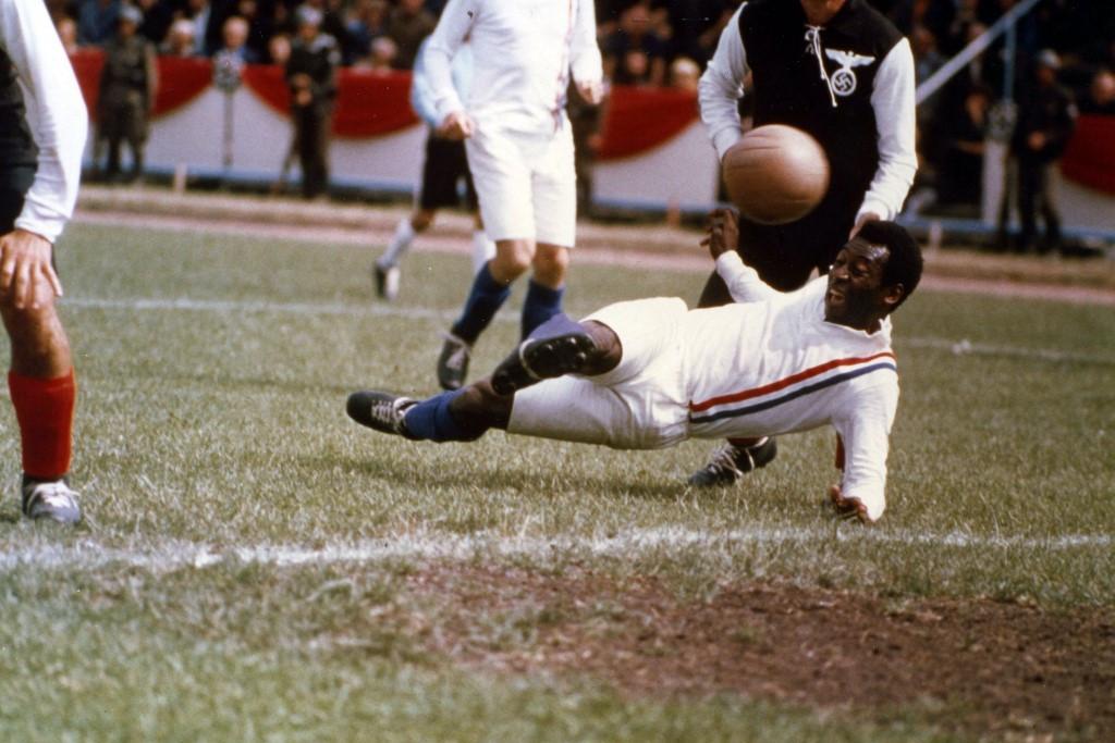 Pelé a Menekülés a győzelembe című filmben