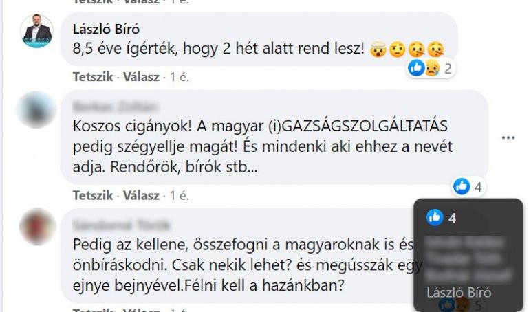 Az atv.hu birtokába rasszista hozzászólások
