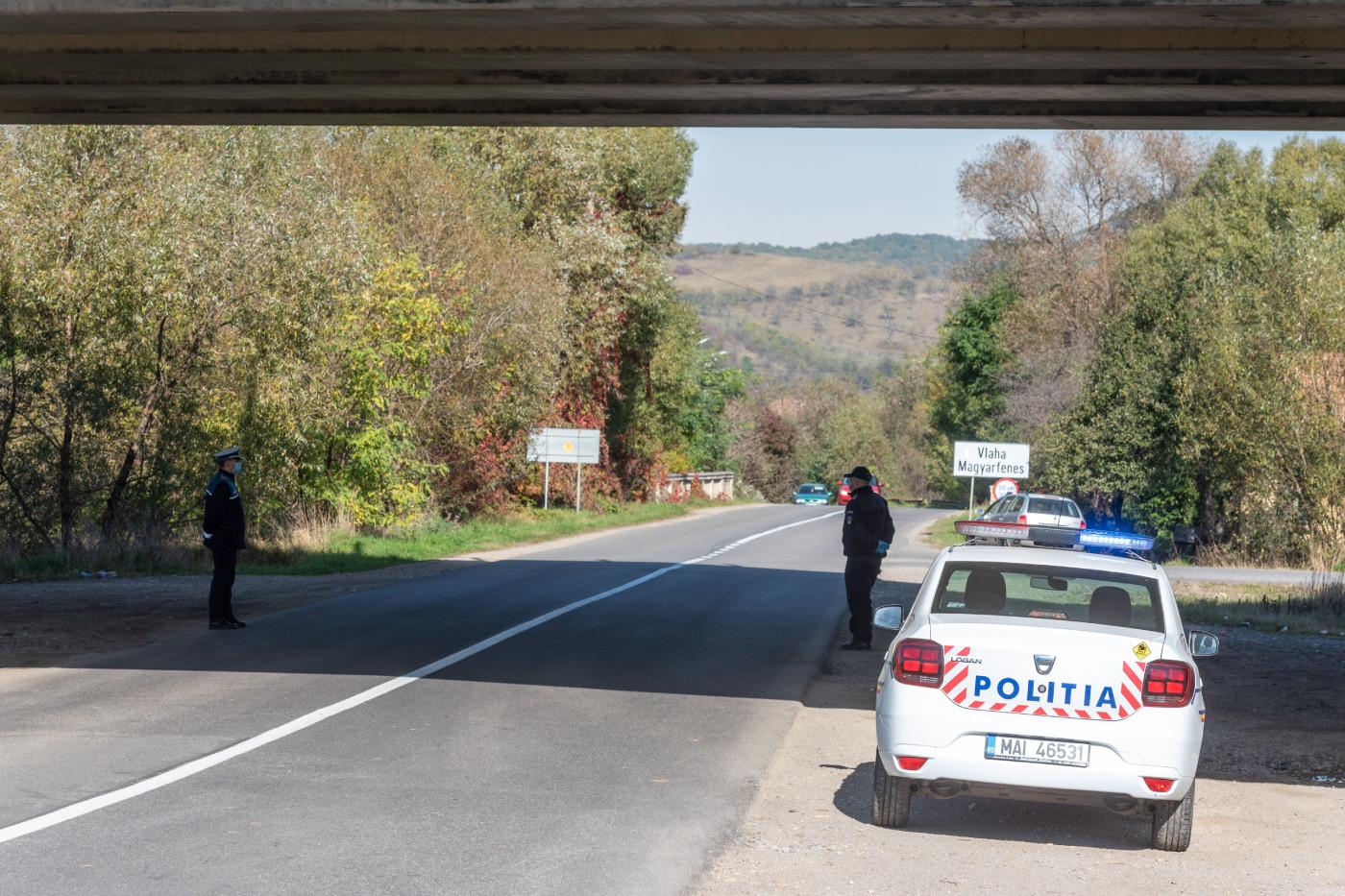 A koronavírus gyors terjedése miatt a román belügyminisztériumi válságstáb éjféltől vesztegzár alá helyezi a Kolozs megyei Tordaszentlászlót és Széket