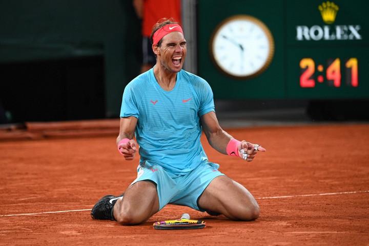 Rafael Nadal 13-adszor nyerte meg a Roland Garrost