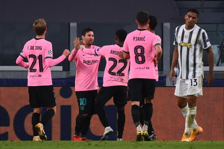 Torinóban nyert a Barca, a videóbíró három gólt vett el a Juvétól