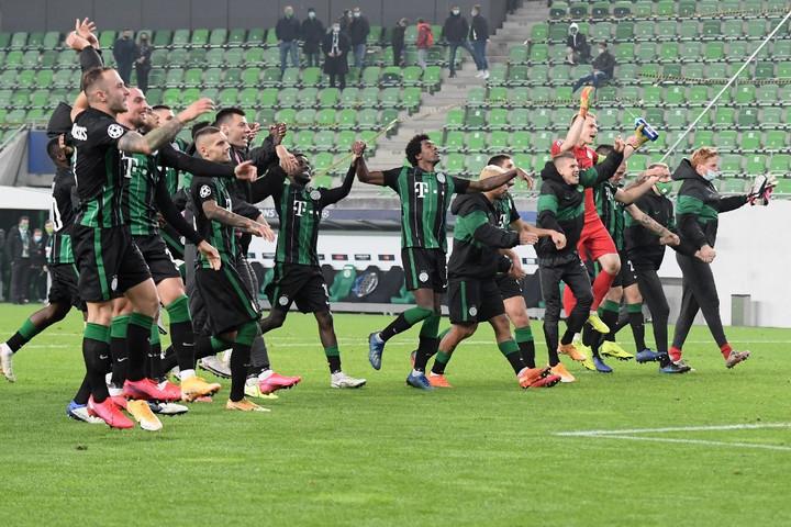Bravúros pontszerzés: Kétgólos hátrányból állt fel a Fradi a Dinamo Kijev ellen