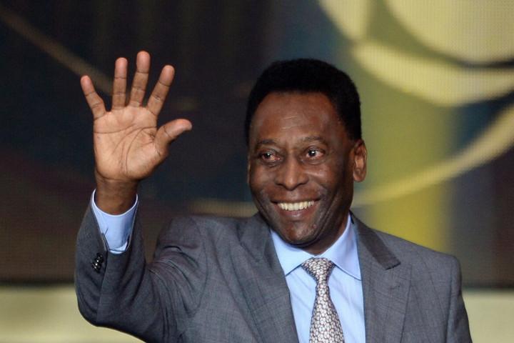 """80 éves Pelé, a """"Fekete Gyöngyszem"""""""
