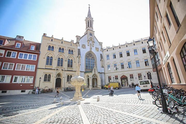 Időutazáson Sopronban: ugrás a jövőbe