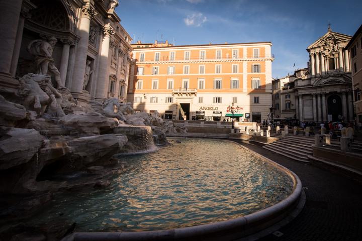 Kijárási tilalmat rendeltek el Rómában