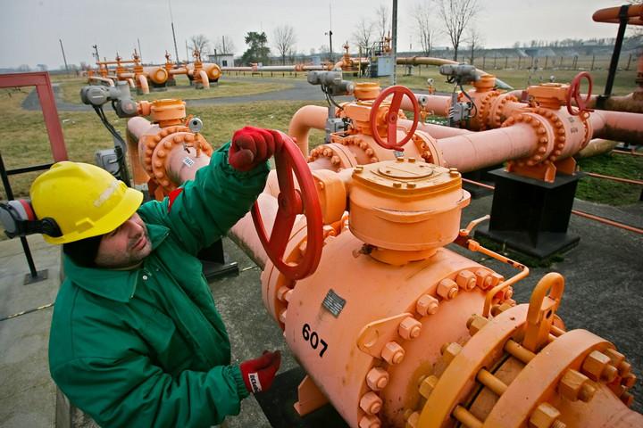 Biztonságos alapokon a téli földgázellátás