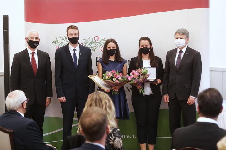 Tizenötödszörre adták át a Fiatalok a Polgári Magyarországért díjat
