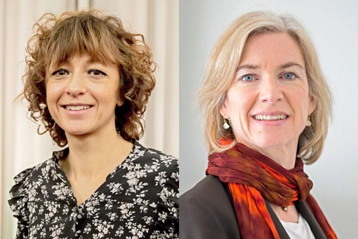 Két nő, akik újraírták az élet kódját