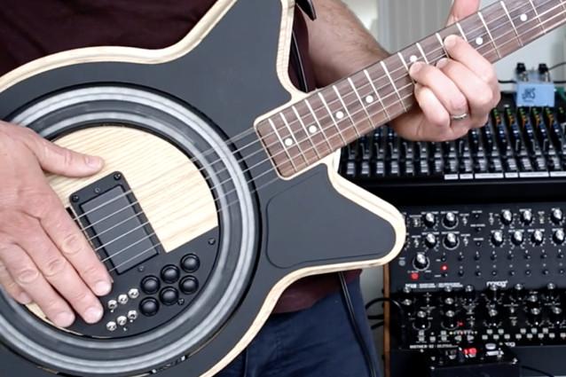 Új fejlesztés forradalmasíthatja az elektromos gitárt