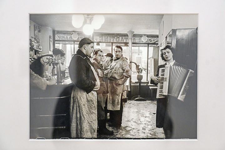 Robert Doisneau: egyzseni Budapesten