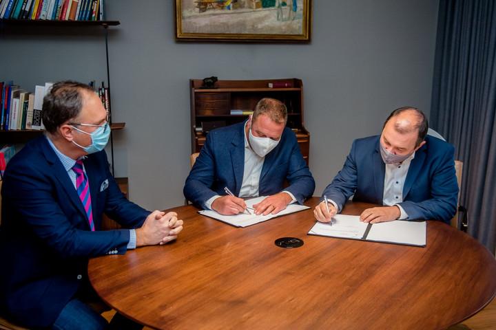 Együttműködési megállapodást írt alá az MTÜ és a Nemzeti Filmintézet