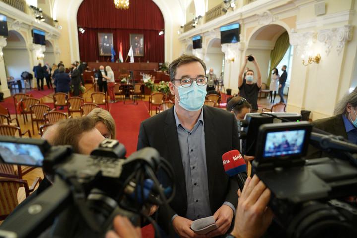 Elmaradt a Fővárosi Közgyűlés ülése a megbetegedések miatt