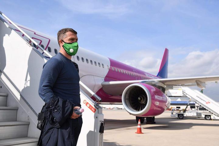 Megérkezett Barcelonába a Ferencváros
