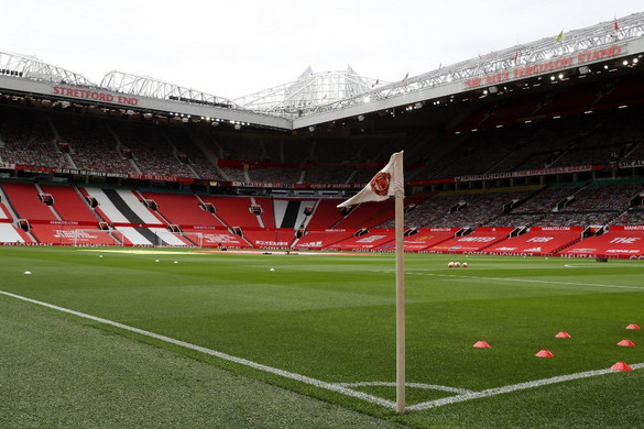 Járványbiztossá alakította stadionját a Manchester United