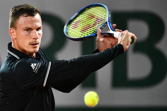Fucsovics Márton bejutott a Roland Garros harmadik fordulójába