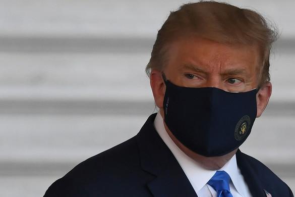 Trump üzent: Folytatni készül választási kampányát