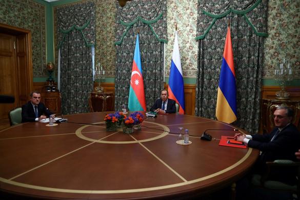 Tűzszünetben állapodott meg Örményország és Azerbajdzsán