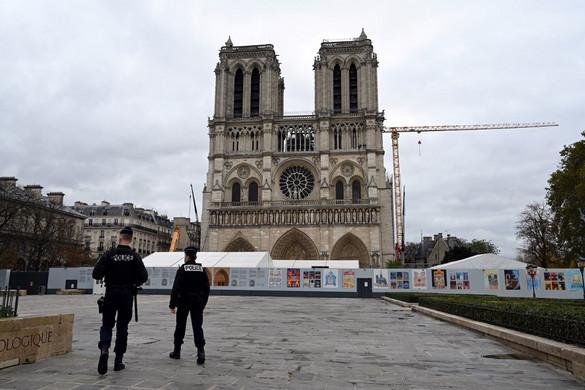 Öt év alatt negyedszerre támadtak katolikus templomra Franciaországban