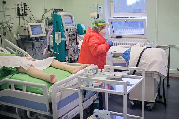 Meghalt 99 beteg Magyarországon
