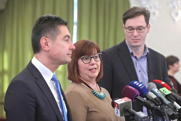 Fidesz: Az oltásellenes baloldal már megint hazudik