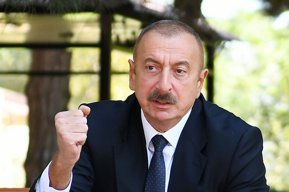 Törökország nélkül lehetetlen a karabahi konfliktus megoldása – mondta Aliyev