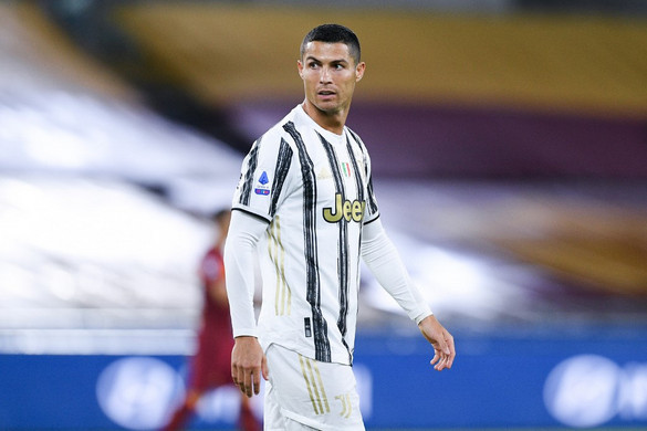 Cristiano Ronaldo kigyógyult a koronavírusból, a Fradi ellen is játszhat