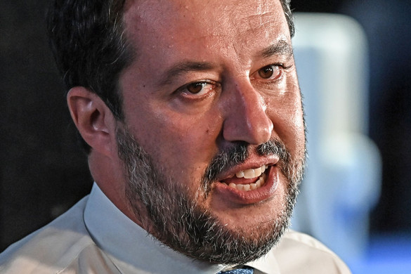 Újabb bírósági eljárás indul Salvini ellen