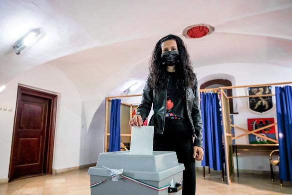 Az 50 százalékot sem éri el a részvételi arány Borsodban