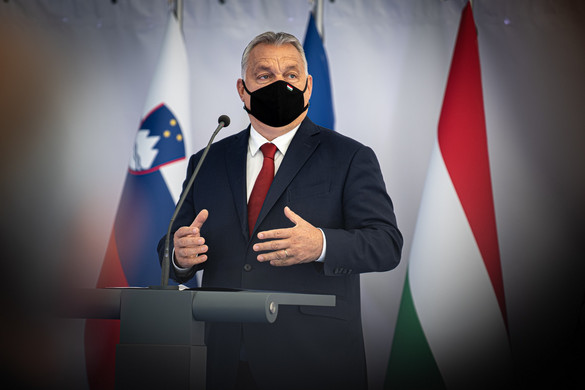 Orbán Viktor: Felértékelődik Közép-Európa