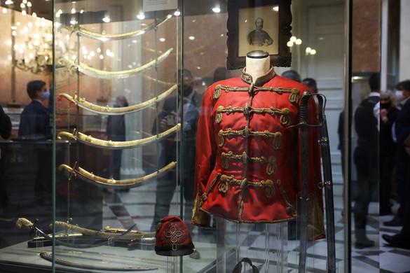 Kiállítás nyílt az 1848/49-es honvéd ereklyékből a Nemzeti Múzeumban