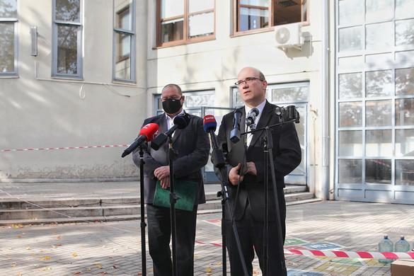 """""""A Magyar Honvédség teljes képességével a magyar emberek szolgálatában áll"""""""