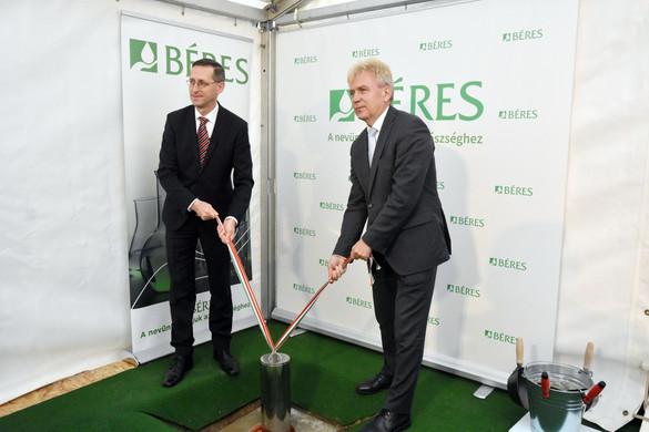 Több mint hatmilliárd forintos beruházással bővít a Béres