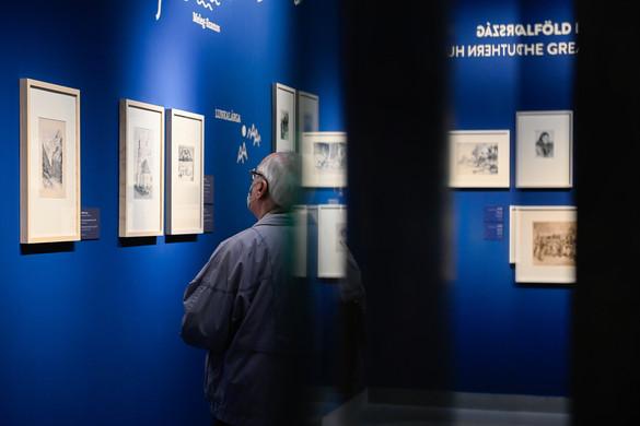 Megnyílt a Trianon-kiállítás a Magyar Nemzeti Galériában